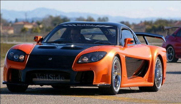 mazda rx7 fast and furious. 2005 the fast and furious tokyo drift veilside rx7 review top speed mazda rx7