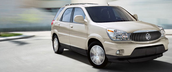 2006 Buick Rendezvous Car Review Top Speed
