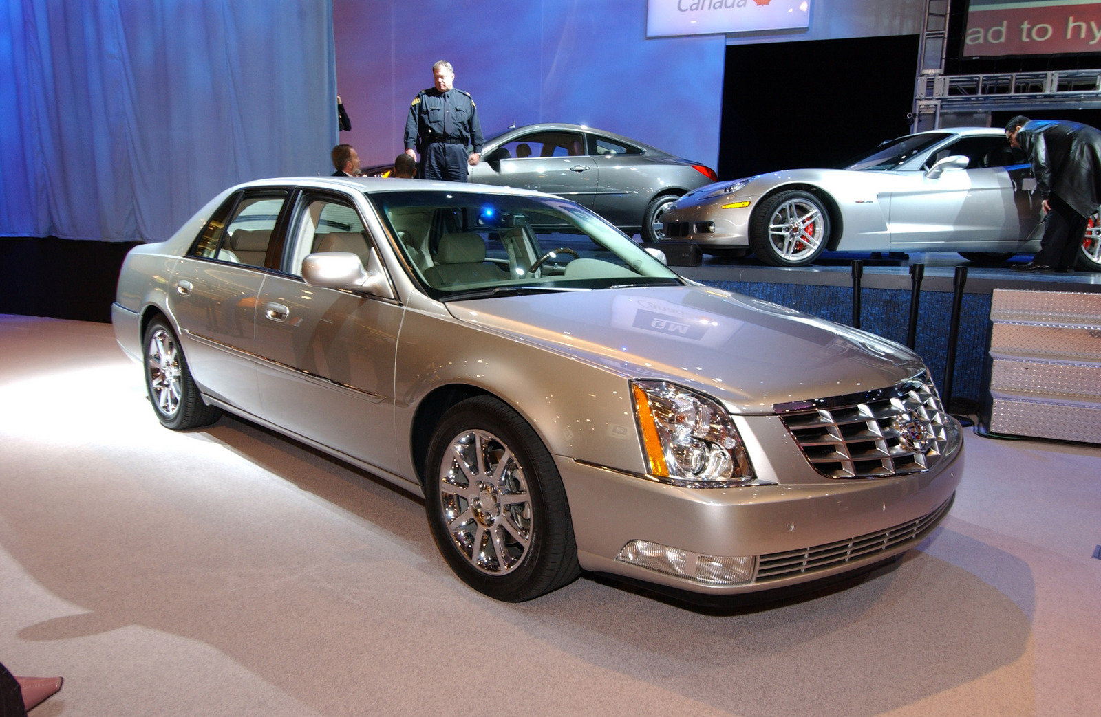 2006 cadillac dts picture 87937 car review top speed. Black Bedroom Furniture Sets. Home Design Ideas