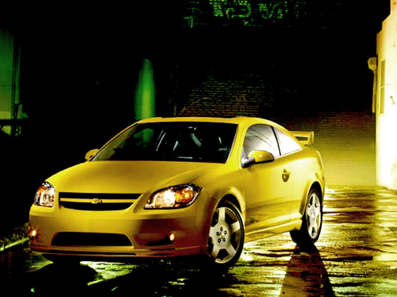 Who Makes Cadillac >> 2006 Chevrolet Cobalt SS Supercharged Coupe Pictures ...