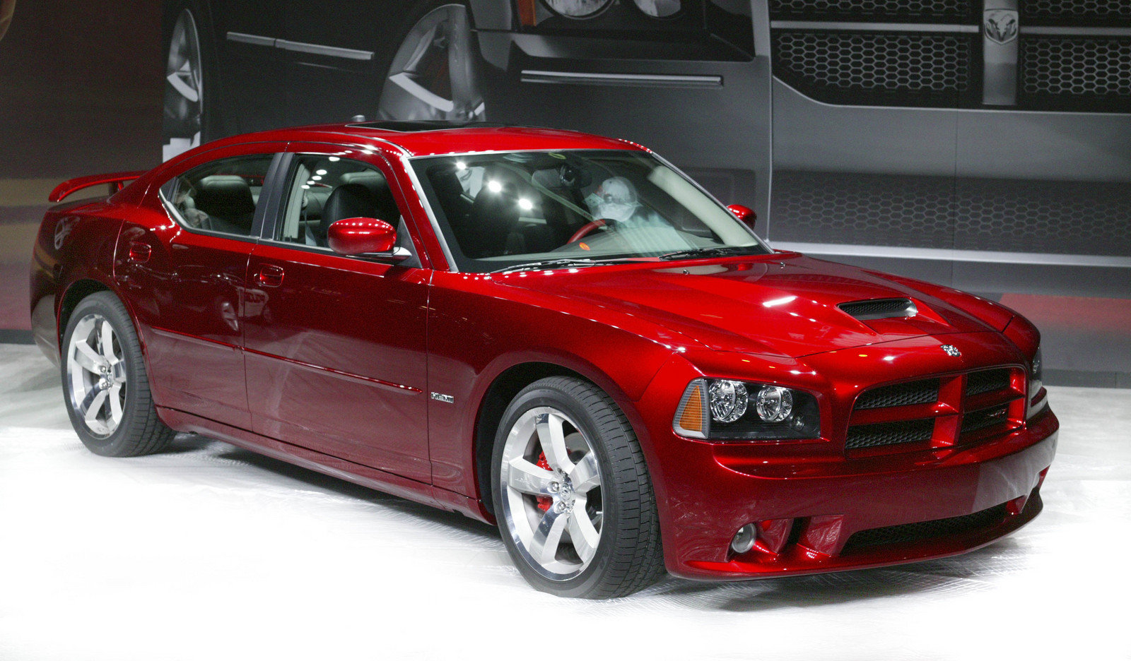 2006 dodge charger srt8 picture 85028 car review top speed. Black Bedroom Furniture Sets. Home Design Ideas