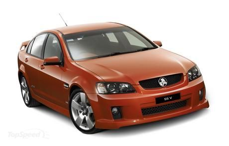 2006 Holden Hfv6 Rodeo. 2000 Holden ECOmmodore Concept