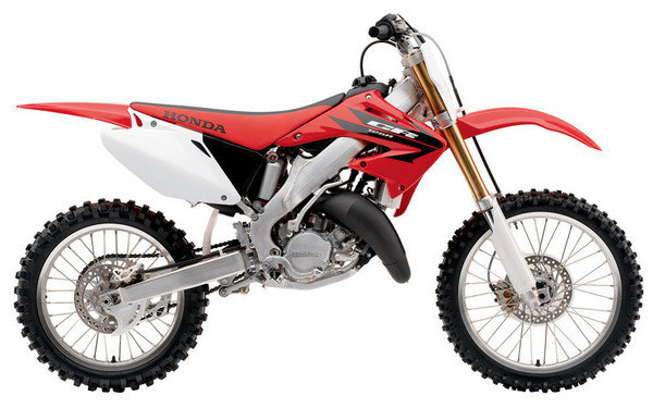 honda cr125r picture