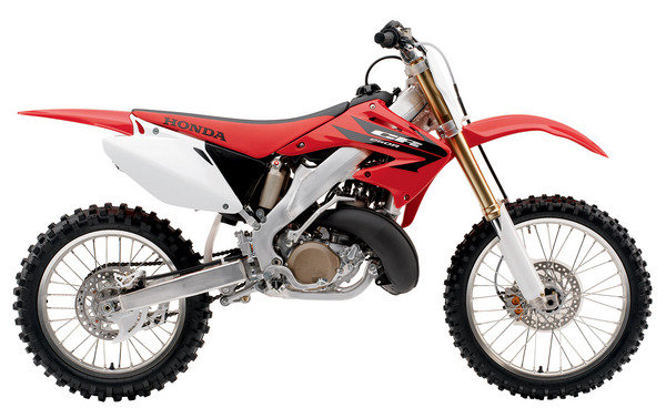 honda cr250r picture