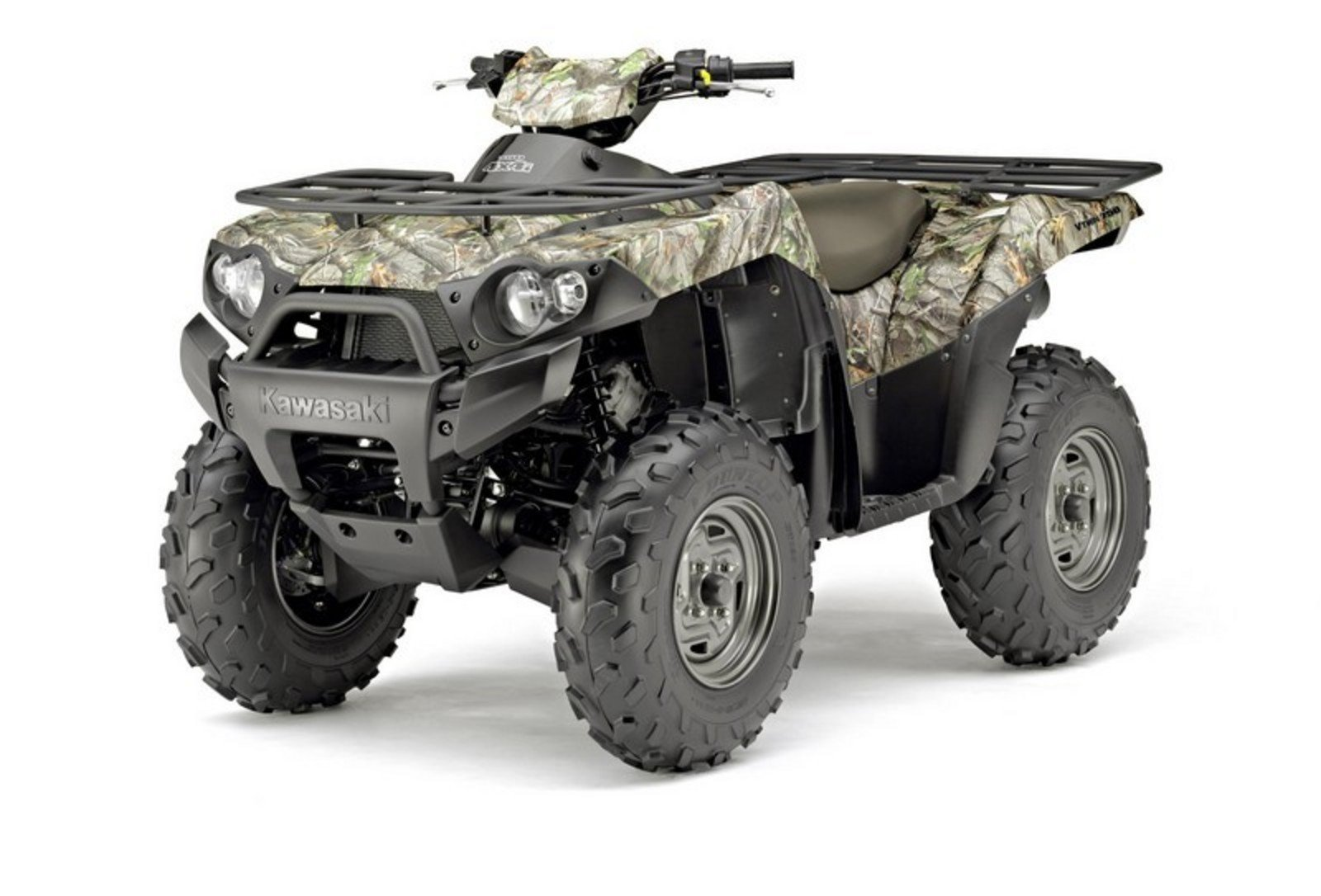2006 Kawasaki Brute Force 750 4x4i Camo Review Top Speed