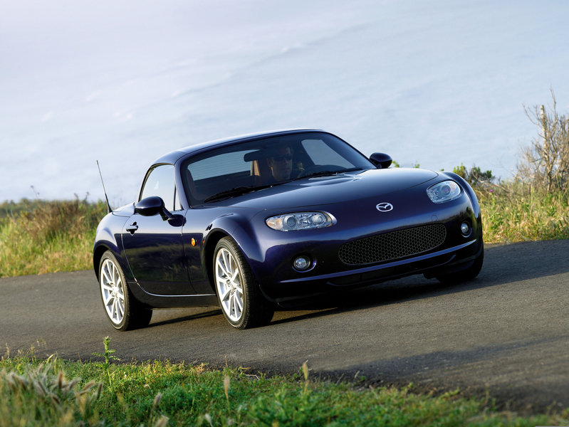 2006 mazda mx 5 roadster coupe review top speed. Black Bedroom Furniture Sets. Home Design Ideas