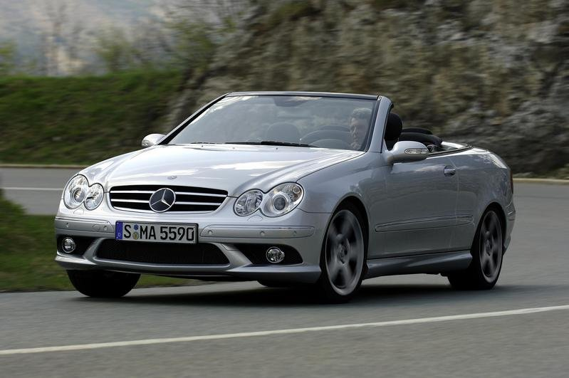 mercedes clk class news and reviews top speed. Black Bedroom Furniture Sets. Home Design Ideas