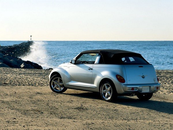 2006 Pt Cruiser Convertible Gt Car Review Top Speed