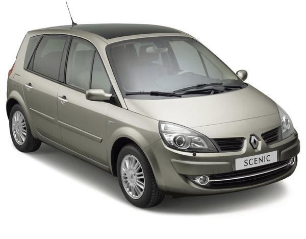 2006 renault scenic review top speed. Black Bedroom Furniture Sets. Home Design Ideas
