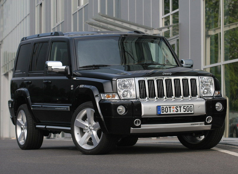2006 Startech Jeep Commander