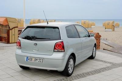 2006 Volkswagen Polo Bluemotion Top Speed