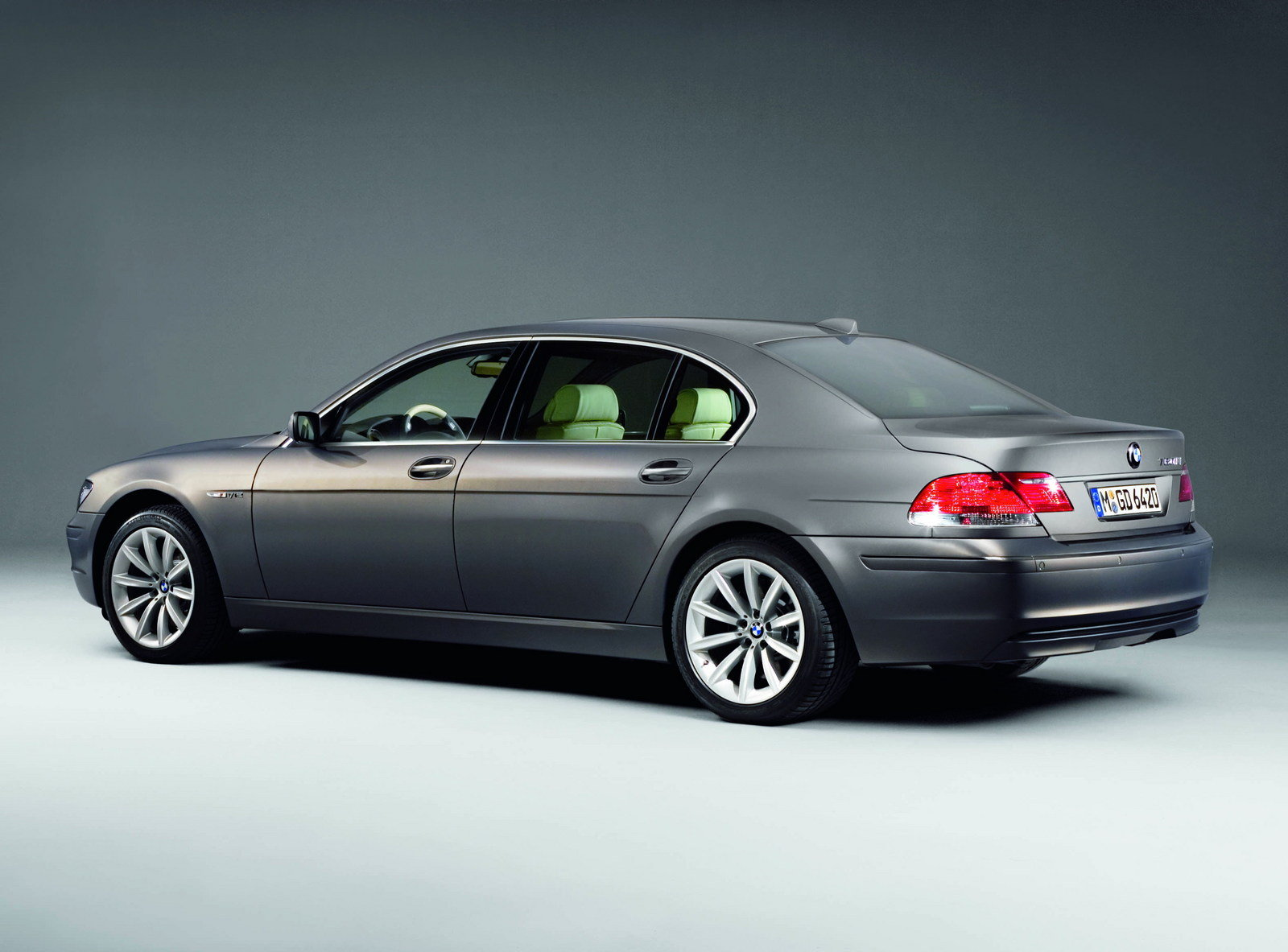 2007 bmw 7 series exclusive edition picture 86308 car review top speed. Black Bedroom Furniture Sets. Home Design Ideas