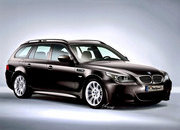 BMW M5 Touring preview