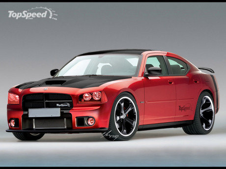 charger srt 8