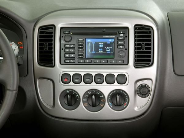 2007 Ford Escape Hybrid Picture 89748 Car Review Top