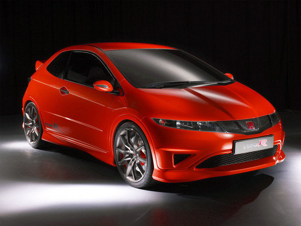 2007 honda civic type r car review top speed for Honda civic type r top speed