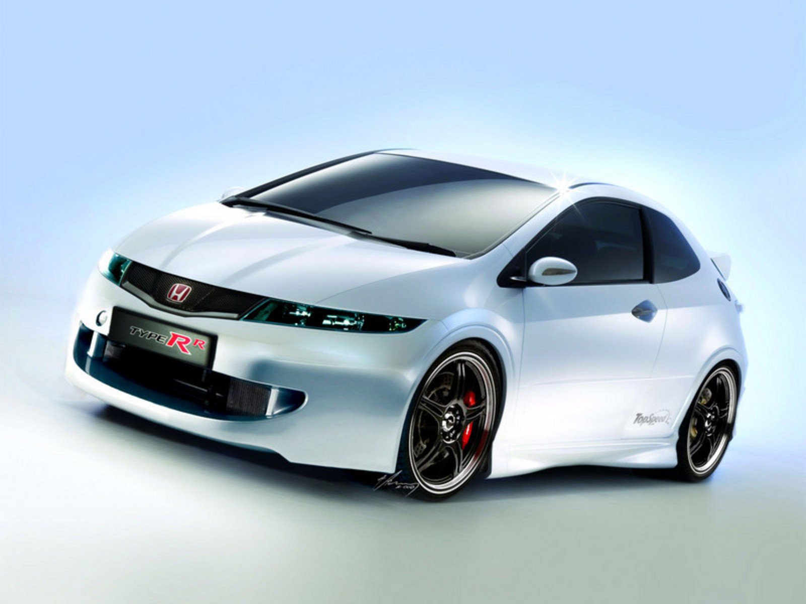 2007 Honda Civic Type-R - Picture 86813 | car review @ Top ...