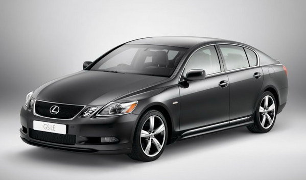 2007 Lexus GS 300 Limited Edition Review - Top Speed