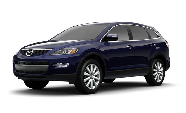 2007 mazda cx 9 crossover car review top speed. Black Bedroom Furniture Sets. Home Design Ideas