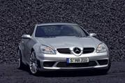 2007 Mercedes-Benz SLK 55 AMG Black Series - image 87642