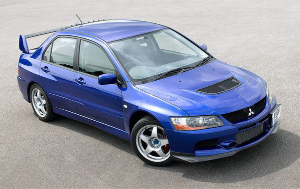 2007 Mitsubishi Lancer Evolution IX FQ-360 | car review ...