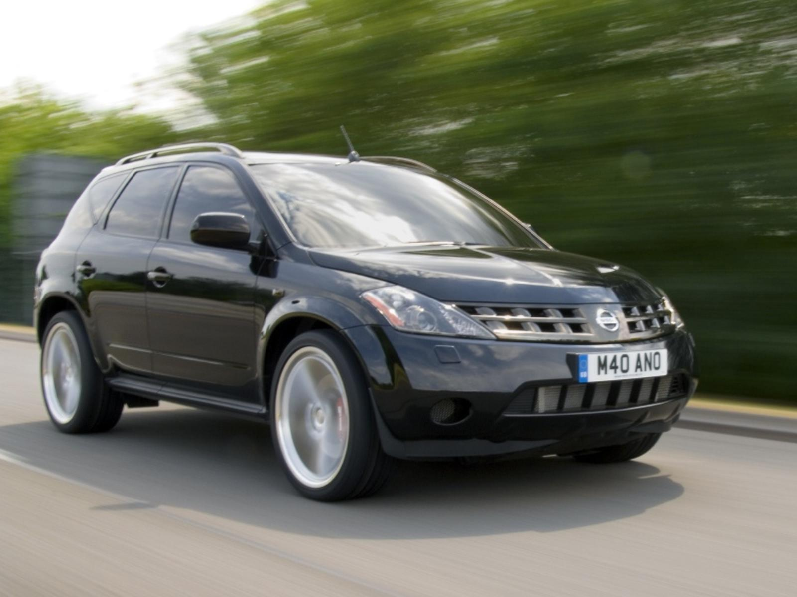 2007 Nissan Murano GT C Review Top Speed