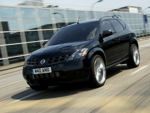 2007 Nissan Murano Gt C Car Review Top Speed