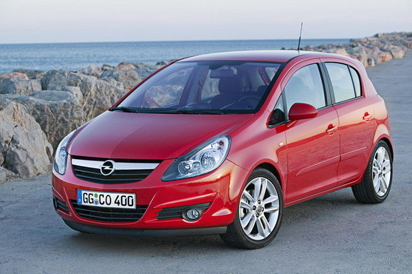 2007 opel corsa car review top speed. Black Bedroom Furniture Sets. Home Design Ideas