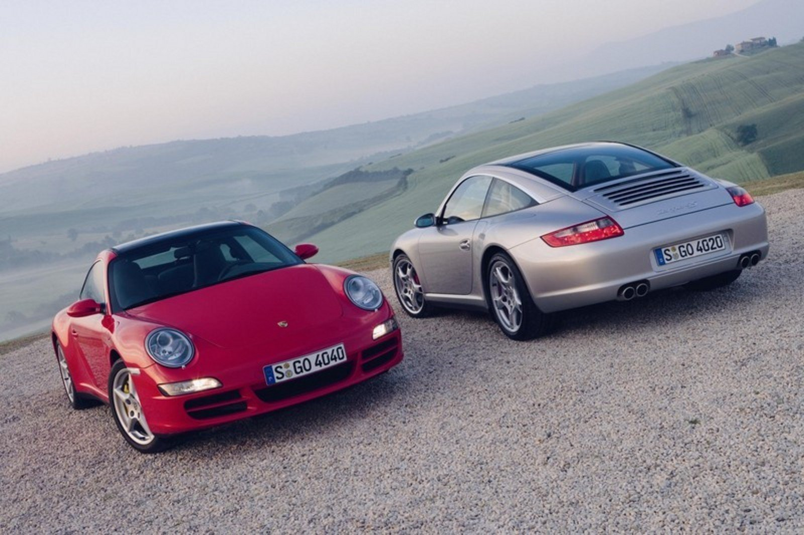 2007 Porsche Targa Review Top Speed