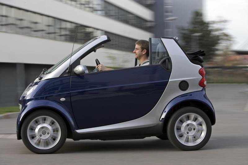 Smart Fortwo News And Reviews | Top Speed