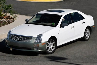 Cadillac STS facelift coming this autumn