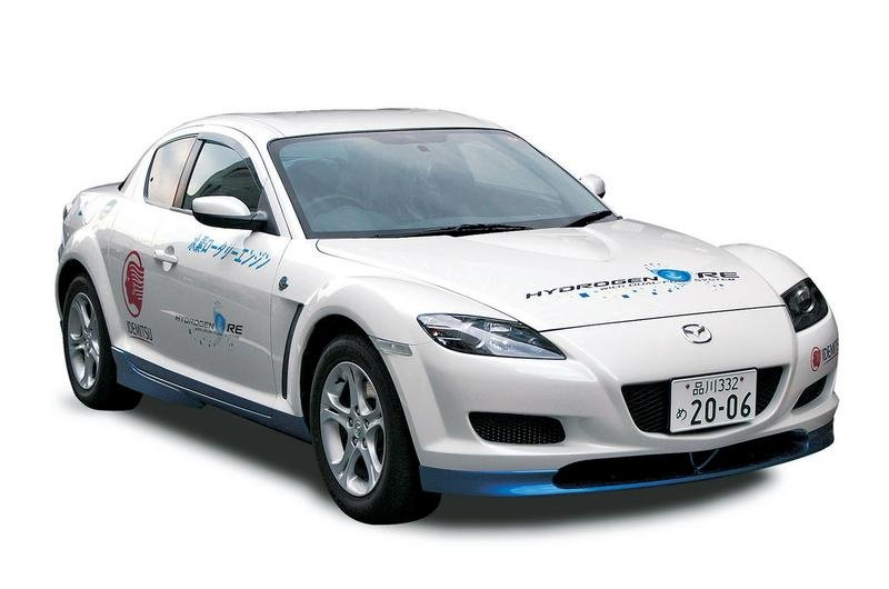 Mazda to show RX-8 Hydrogen RE at ONS2006