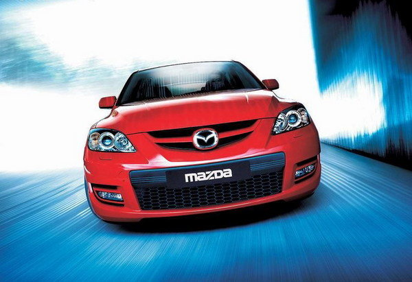 mazdaspeed3 coming this fall picture