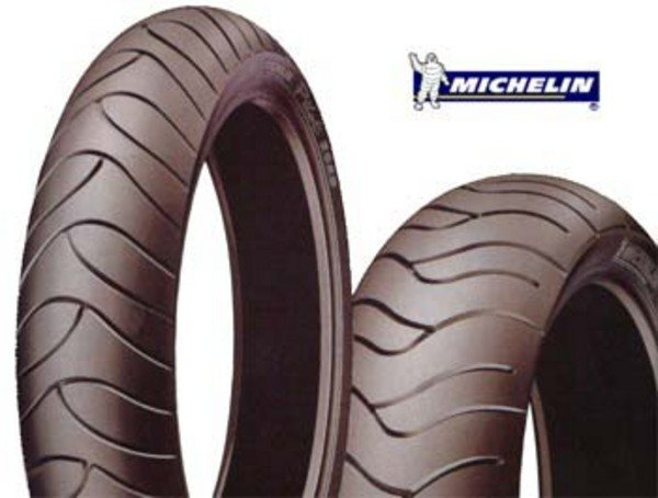 Motorcycle Tire Sizes >> Michelin Pilot Road - Top Speed