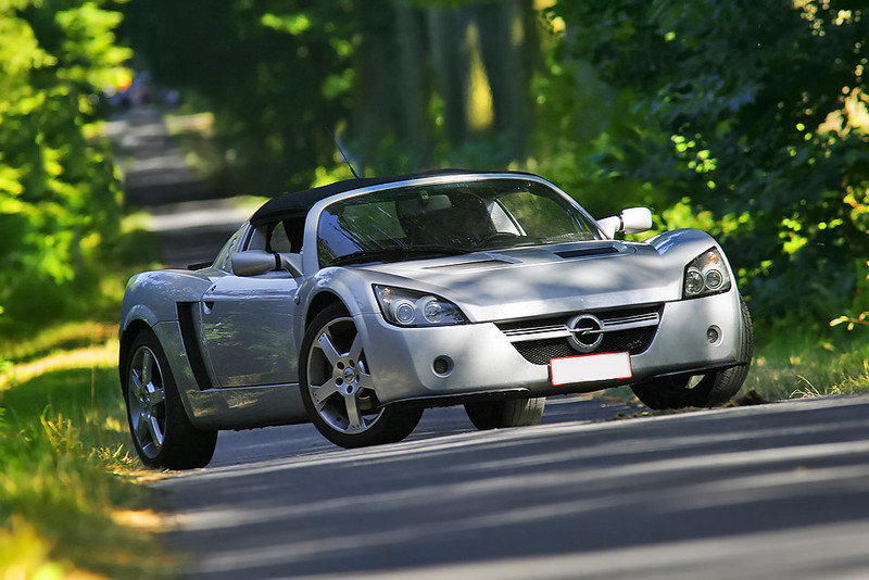 Opel Speedster - Photo Album