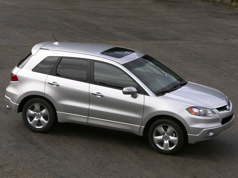 Prices announced for All-New Turbocharged 2007 Acura RDX