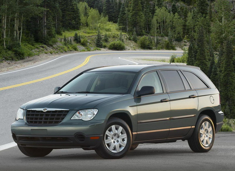 Prices announced for the new 2007 Chrysler Pacifica