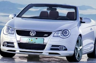 Volkswagen Eos tuned by ABT