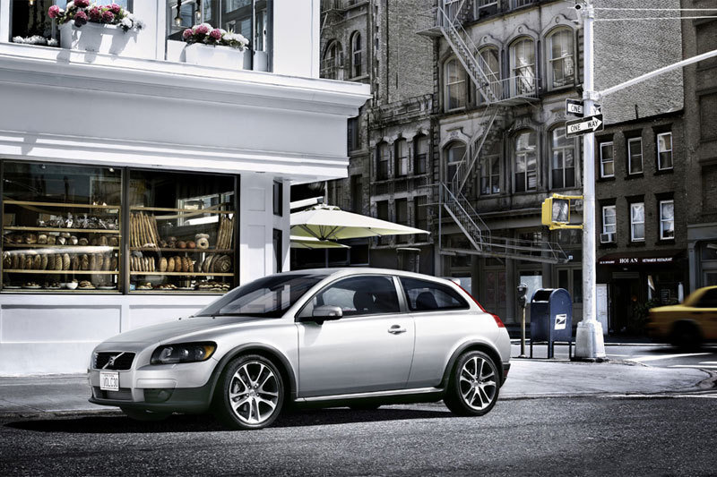 Volvo C30 - First Official Photos