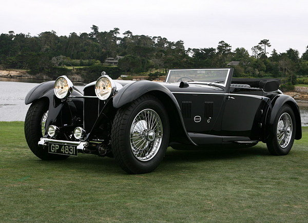 1931 Daimler Double Six 50 Corsica Drophead Coupe Pictures Car News Top Speed