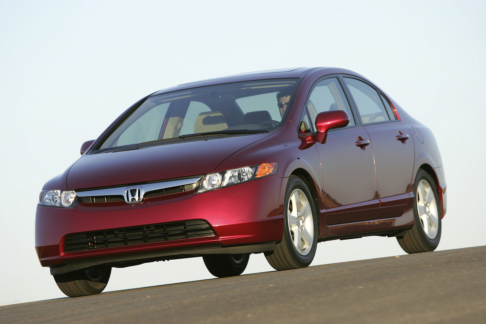 2006 honda civic review top speed. Black Bedroom Furniture Sets. Home Design Ideas