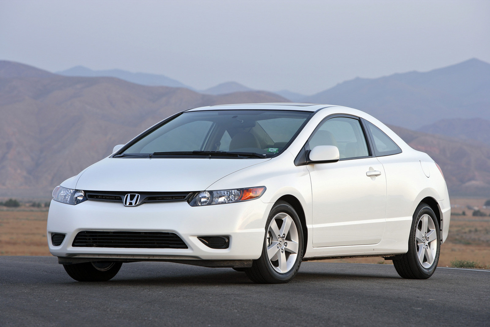 2006 honda civic coupe review top speed. Black Bedroom Furniture Sets. Home Design Ideas