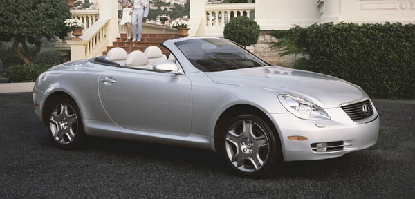 2006 lexus sc 430 car review top speed. Black Bedroom Furniture Sets. Home Design Ideas