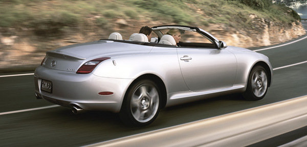 2006 lexus sc 430 picture 93314 car review top speed. Black Bedroom Furniture Sets. Home Design Ideas
