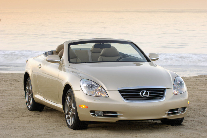 lexus sc reviews specs prices photos and videos top speed. Black Bedroom Furniture Sets. Home Design Ideas