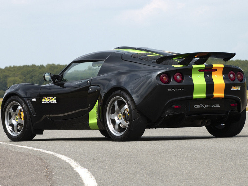 Lotus Exige 300rr. Lotus Concept Cars and One-