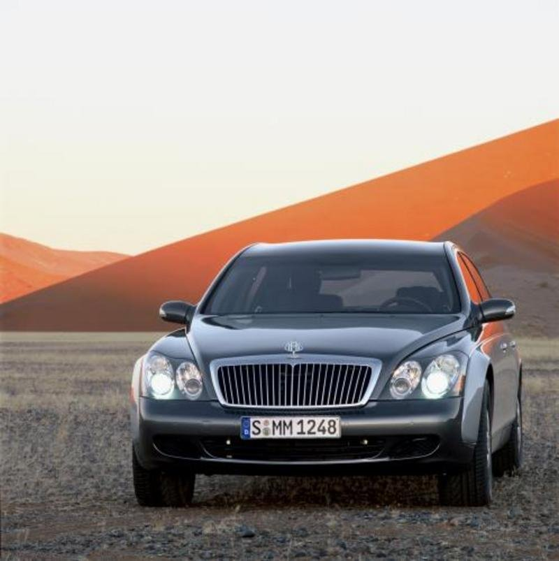 2006 Maybach 62 Pictures, Photos, Wallpapers And Video
