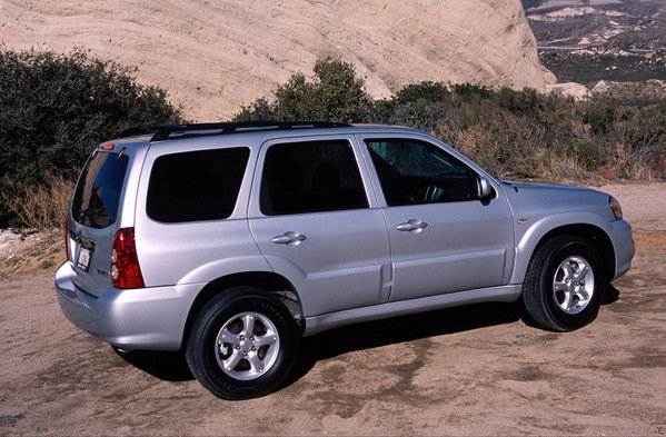 2006 mazda tribute car review top speed. Black Bedroom Furniture Sets. Home Design Ideas