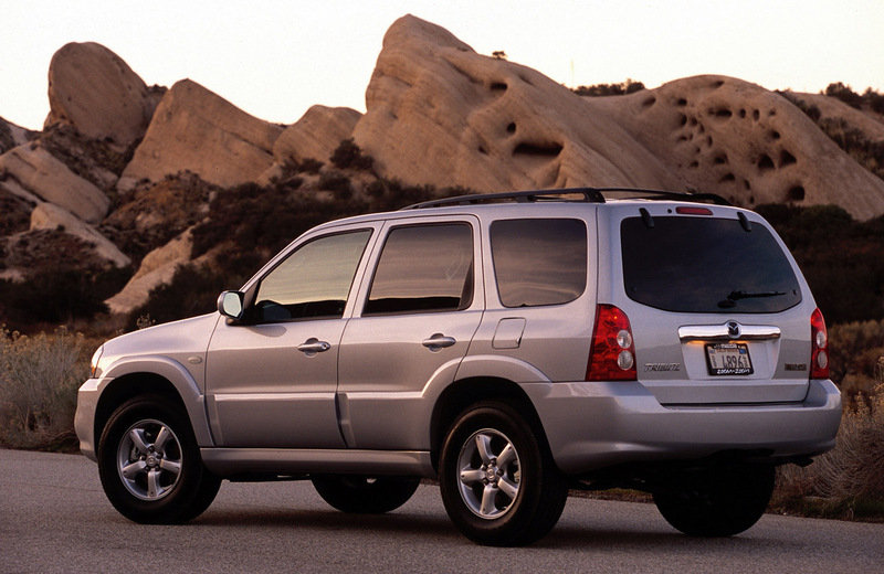 2006 mazda tribute review top speed. Black Bedroom Furniture Sets. Home Design Ideas