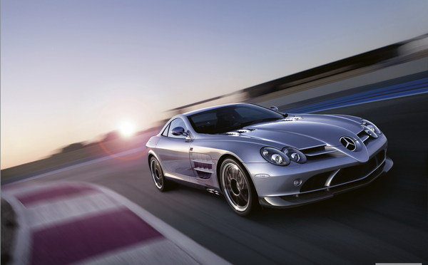 mercedes-benz slr 722 edition picture